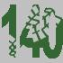 Walk 140 Walking Bootprint Icon