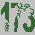 Walk 173 Walking Bootprint Icon