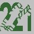 Walk 221 Walking Bootprint Icon
