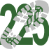 Walk 225 Walking Bootprint Icon