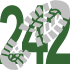 Walk 242 Walking Bootprint Icon