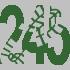 Walk 245 Walking Bootprint Icon
