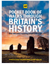 AA Walks Through Britain's History Walking Accessories and Gift Ideas