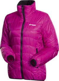 Bergans of Norway Down Light for Women Insulating Walking Jacket