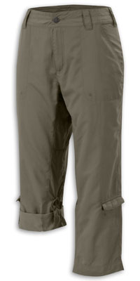 Columbia Siver Ridge III Capri Lightweight Walking Trousers for Women