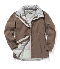 Craghoppers Kiwi Goretex Waterproof Jacket for Women