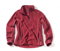 Craghoppers Odessa Half Zip for Women Fleece