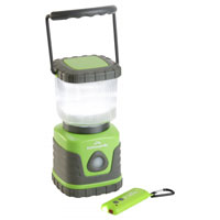 Kathmandu Camp Lantern with remote LED 400 Walking Accessories and Gift Ideas