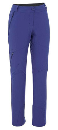Quechua Forclaz 500 for Women Lightweight Walking Trousers