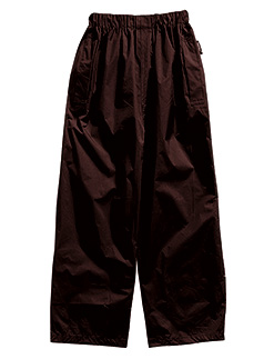 Regatta Breathable packaway over-trousers for Children Waterproof Trousers