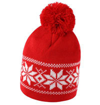 Result Fair Isle knitted hat for Women Walking Accessories and Gift Ideas