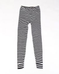 Wild Stripes Adult Thermal Long Johns Base Layer for Men and Women
