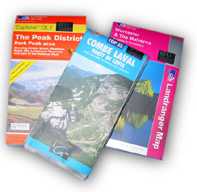 Ordnance Survey Waterproof Walking Maps Walking Accessories and Gift Ideas