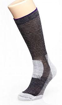 Armadillo Lightweight Boot Sock for Men Walking and Hiking Socks