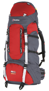 Berghaus Verden 65 + 10 Backpack, Rucsac or Rucksack
