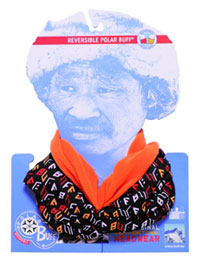 Original Buff SA Reversible Polar Buff for Men and Women Walking Accessories and Gift Ideas