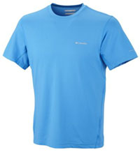 Columbia Total Zero Short Sleeve for Men Base Layer
