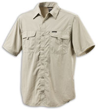 Columbia Omni-Dry Silver Ridge Short Sleeve for Men Mid Layer