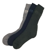Craghoppers Long Adventure Walking and Hiking Socks for Men and Women