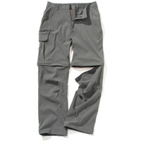 Craghoppers Kiwi Pro Stretch Convertible Lightweight Walking Trousers for Men and Women