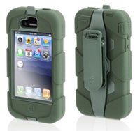 Survivor Extreme-Duty Case for iPhone 4 Walking Accessories and Gift Ideas