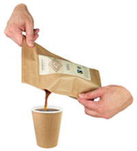 Grower's Cup Fairtrade Fresh Coffee Kit Walking Accessories and Gift Ideas