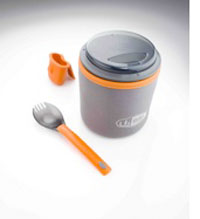 GSI Outdoors Halulite Minimalist Lightweight Cooking package Walking Accessories and Gift Ideas
