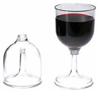 GSI Outdoors Plastic Wine Glass Walking Accessories and Gift Ideas