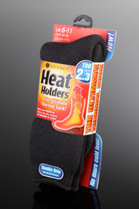 Win Heat Holders Thermal Socks worth £120