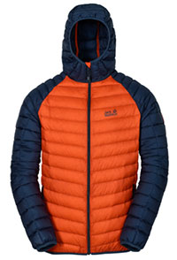 Jack Wolfskin Zenon XT hybrid down Insulating Walking Jacket for Men