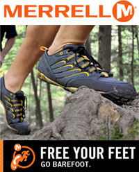Win Merrell Barefoot Shoes worth over £300