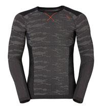 Odlo Blackcomb Evolution Warm Shirt for Men Base Layer
