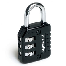 Pacsafe Prosafe 300 Combination Lock Walking Accessories and Gift Ideas