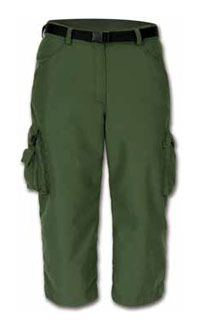 Paramo Asacha Cropped Cargo for Women Lightweight Walking Trousers