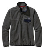 Patagonia Lightweight Synchilla Snap-T Pullover Fleece for Men and Women