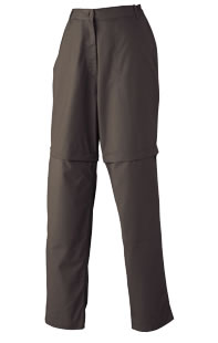 Regatta OS II Zip-Off for Men and Women Lightweight Walking Trousers