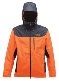 Regatta Outflow Waterproof Jacket for Men