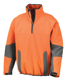 Result Performance Opus TECH Lite Soft Shell Jacket