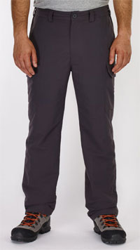 Rohan Dry Pioneer Waterproof Trousers for Men