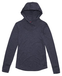 Rohan Radiant Hooded Top for Women Mid Layer