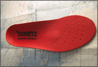 Svartz Anatomic Performance Footbeds Walking Accessories and Gift Ideas