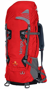 Vango Nanga 60+10 Backpack, Rucsac or Rucksack