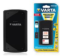 Varta Powerpack 6000 Walking Accessories and Gift Ideas