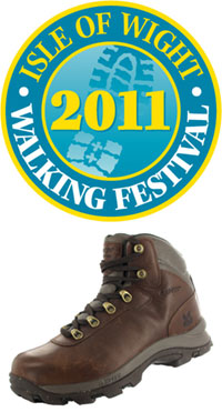 Win Hi-Tec Walking Boots worth £100