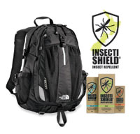 Win a North Face Rucksack and the Full Insectshield Range worth RRP £95.00