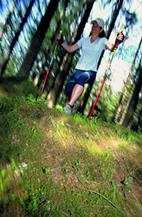 Nordic Walking and Hill Walking