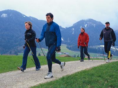 Nordic Walking in the UK