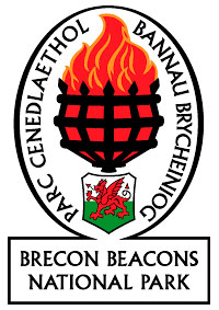Brecon Beacons National Park Logo