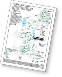 <em>Downloadable Peak Baggers Map you can Print or Save to your Phone detailing all the Wainwrights, Mountains, Hewitts, Nuttalls, Deweys, Waiinwright Outlying Fells, Marilyns, Bridgets, Hills, Peaks and Tops in The Central Fells of The Lake District National Park. </em>