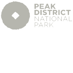 The Dark Peak Area of the The Peak District Logo